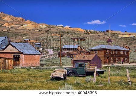 Old Gold-digger Village