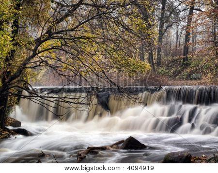 Scarsdale Falls