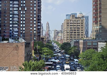 Ninth Ave View