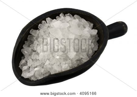 Scoop Of Rock Salt