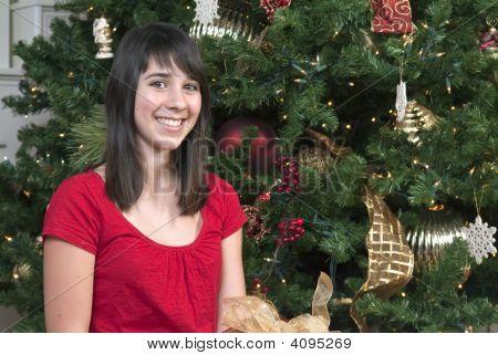 Big Christmas Smile