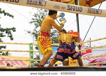Fight For Paba Super Flyweight Champion