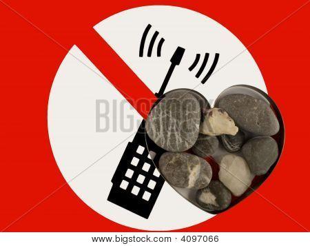 Stone Heart, Be Careful, Do Not Stumble.
