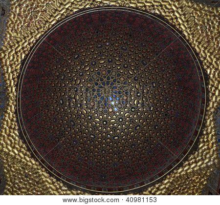 Golden Dome Alcazar
