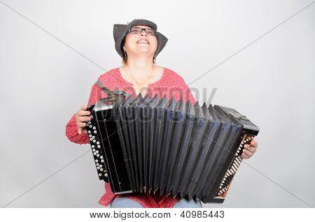 Woman Play