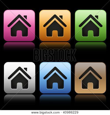 Colorfull Home Icons