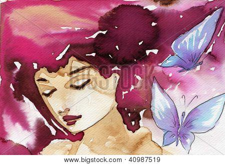 Butterflies,