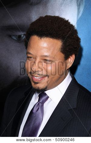 LOS ANGELES - SEP 12:  Terrence Howard at the