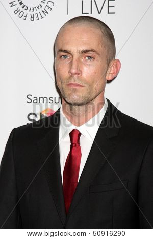 LOS ANGELES - SEP 12:  Desmond Harrington at the PaleyFest Fall Previews:  Fall Farwell-