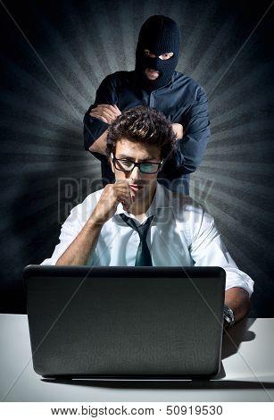 Informatics Spy Concept