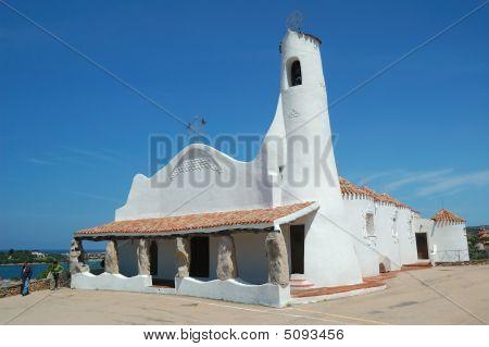 Church of the Costa Smeralda