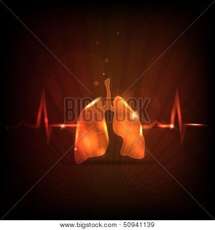 Lungs wallpaper