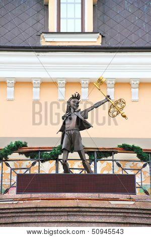 Pinocchio (Buratino)