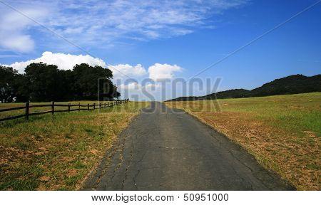 Musch Meadows Road