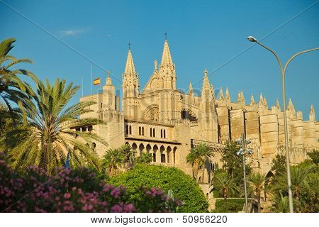Palma La Seu Cathedral