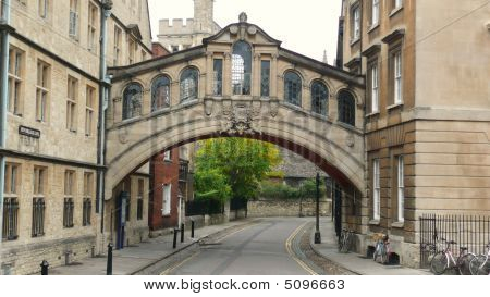 New College Lane - Oxford