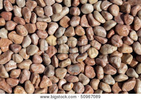 pebble stones texture