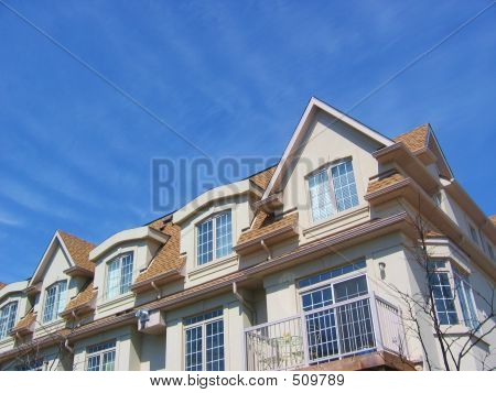Townhomes - Houses
