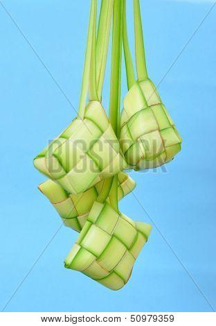 Traditional food in Malaysia, Ketupat
