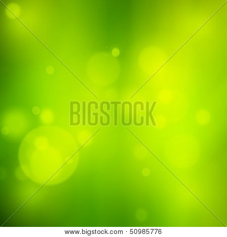 Background Green  Abstract Pattern