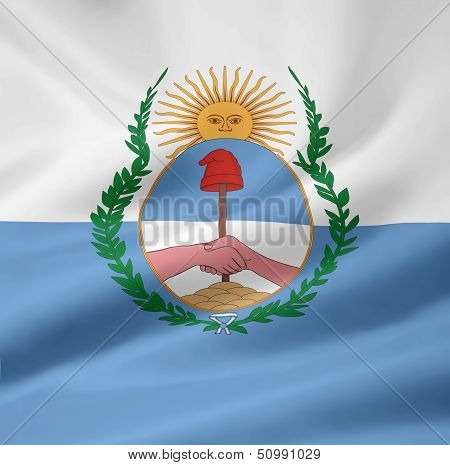 Flag of Mendoza - Argentina