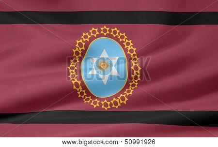 Flag of Salta - Argentina