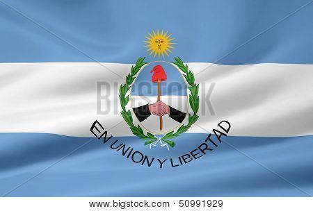 Flag of San Juan - Argentina