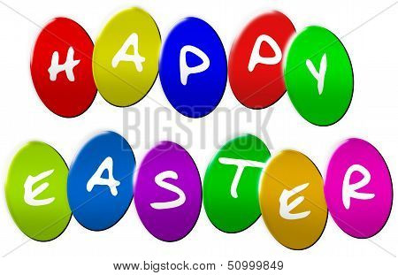 Happy Eastereggs