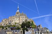 image of michel  - mont saint michel view - JPG