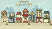 picture of taupe  - Main Street Storefronts  - JPG