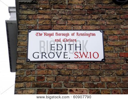 Edith Grove