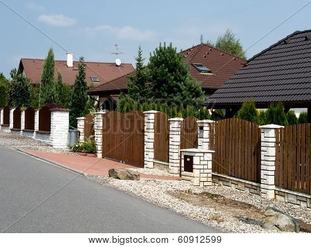 Family Terraced Houses