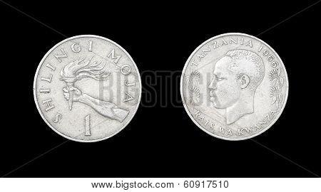 Coin of Tanzania