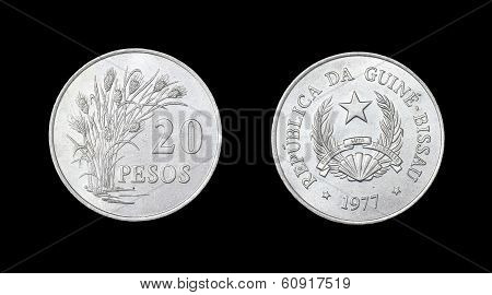 Coin of Guinea-Bissau