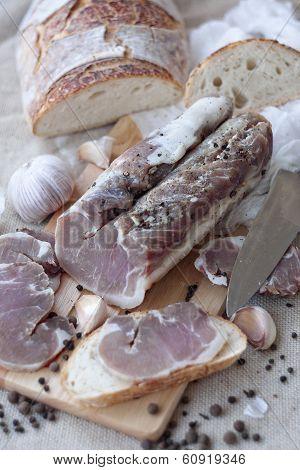 Traditional Jerked Pork
