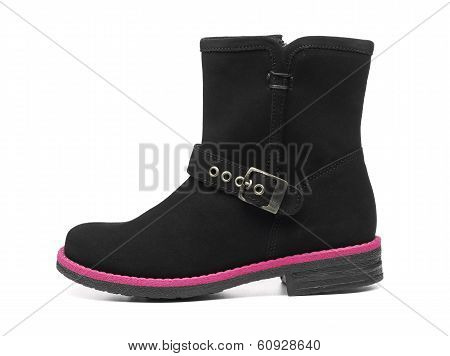 Children's Female Boot