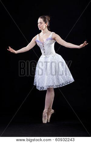 Lovely Dancing Ballerina