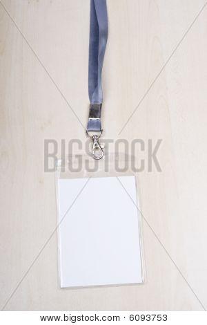 Id Card Badge