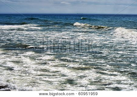 Caspian Sea.