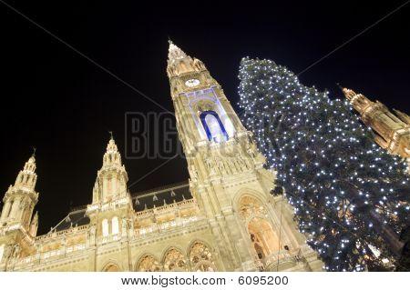 Christmas Town Hall