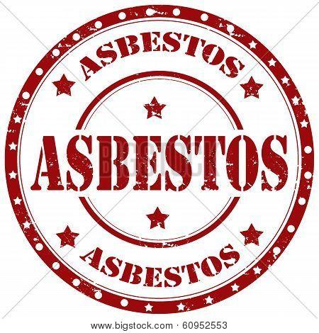 Asbestos-stamp