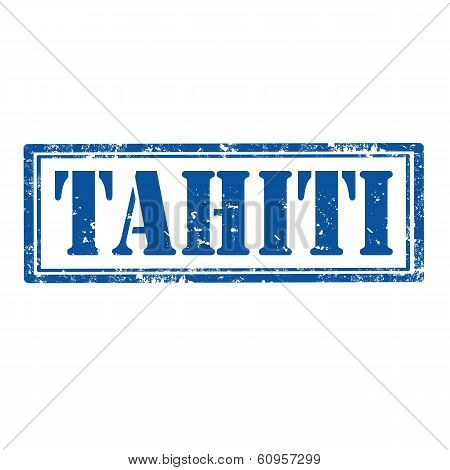 Tahiti-stamp