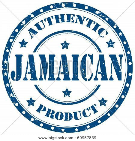 Jamaican-stamp