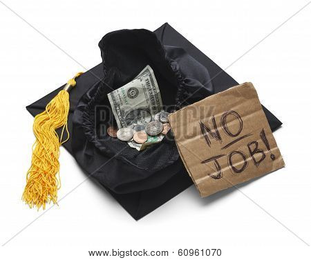 Jobless College Graduate