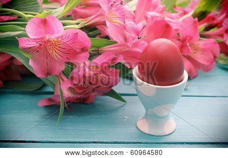 Instragram style Easter breakfast