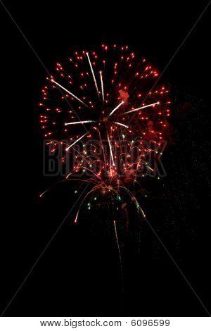 Fireworks Lollipop