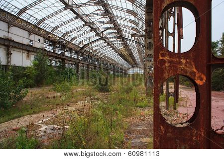 Abandoned Industry