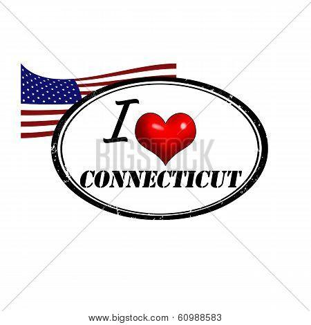 Connecticut Stamp