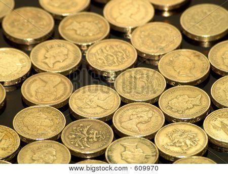 Pound Coins 1.