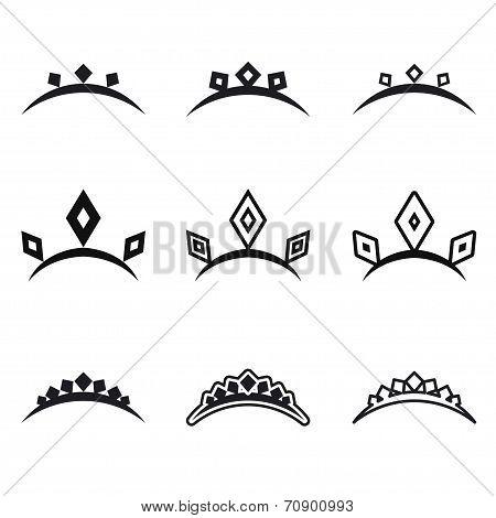 Decorative Crowns For Princess